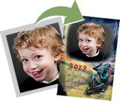 Personalizza il tuo Calendario