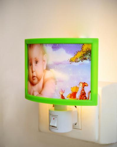 Lanterna magica da personalizzare con foto