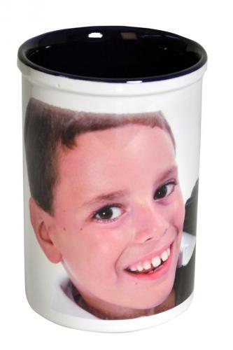 Portapenne in Ceramica da personalizzare con foto