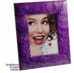 Cornice Arabesco Violet